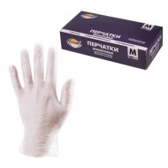 Вин. перчатки 100шт