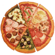 Собери пиццу сам